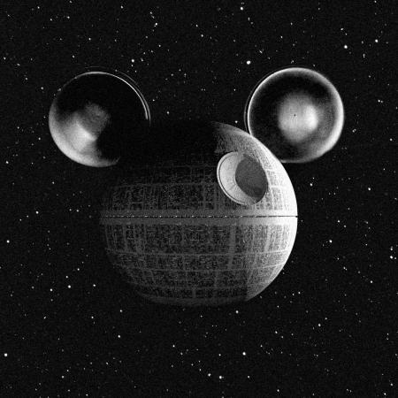 Misschien dat sluikreclame de kosten van een Death Star wat naar beneden kunnen halen