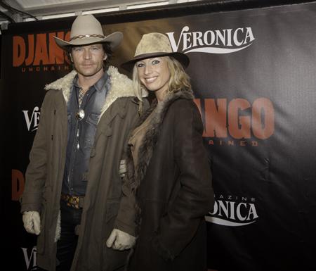 Foto's: Première Django Unchained