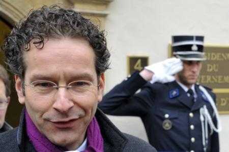 Dijsselbloem enige kandidaat eurogroep