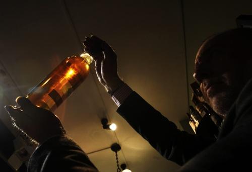 120 jaar oude whisky terug naar Antarctica (Foto: ANP)