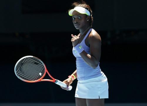 Serena Williams ligt uit Australian Open