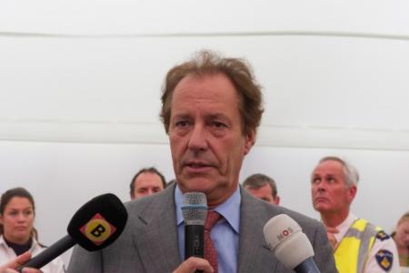 Burgemeesters Eindhoven en Turnhout bijeen