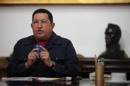 Kale Chávez gefotografeerd bij behandeling