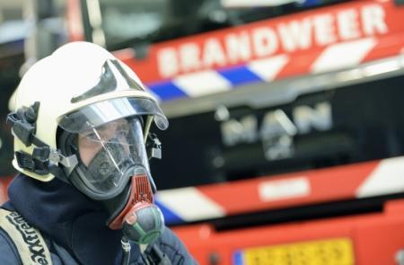 Grote brand in autohandel Schiedam