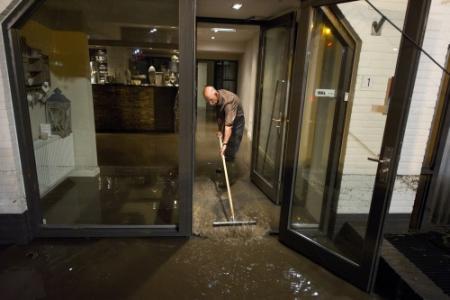 'Premieverhoging voor overstromingsrisico'