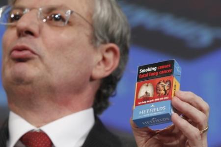 VVD: geen afschrikwekkende plaatjes op tabak