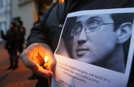 'Geheime dienst wilde Dolmatov rekruteren'