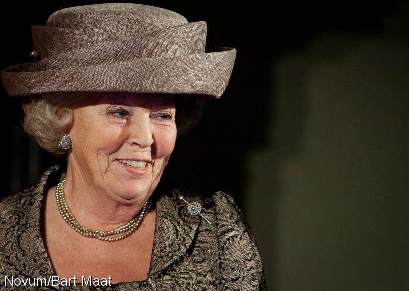 Prinses Beatrix (Foto: Novum)