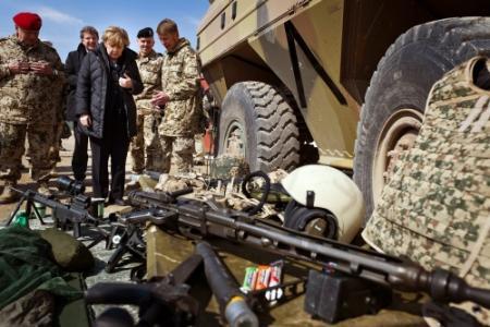'Duits leger overspannen'