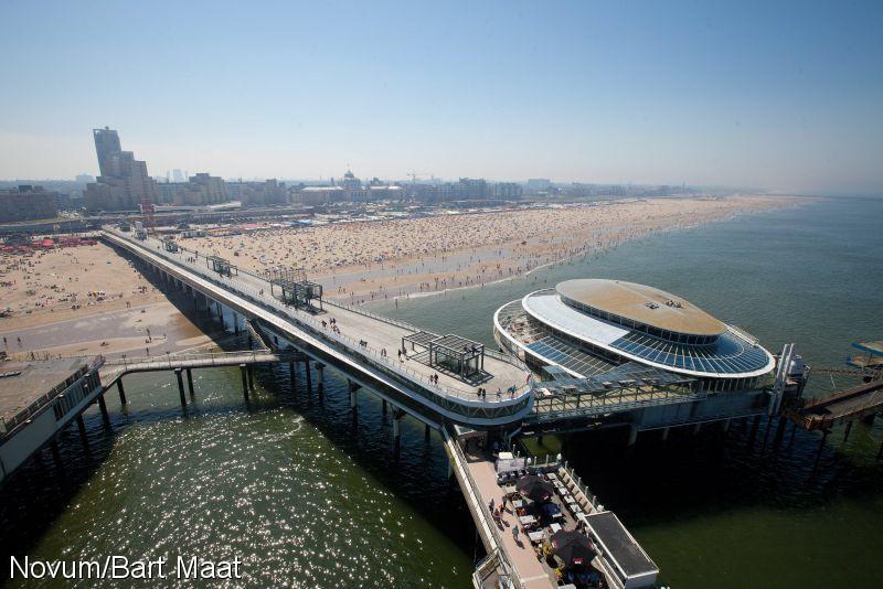 De Pier van Scheveningen (Foto: Novum)
