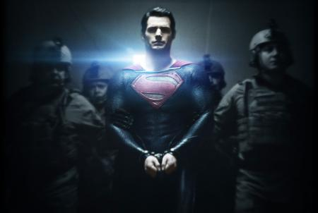 Man of Steel: Superman onder arrest