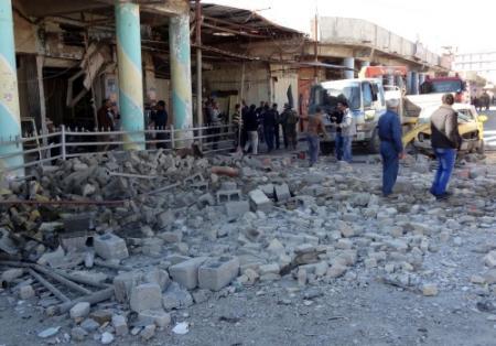 Tientallen doden door zelfmoordaanslag Irak