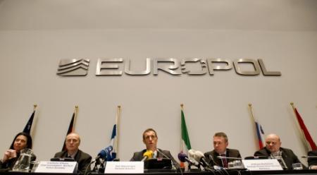 Europol: 380 duels omgekocht