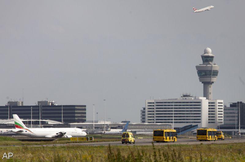 Schiphol (Foto: Novum)
