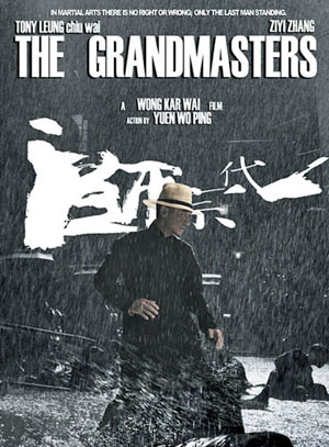 Filmposter The Grandmasters