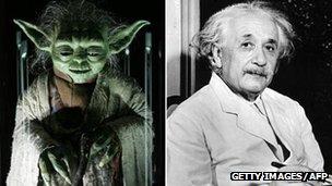 Stuart Freeborn - Yoda/Einstein
