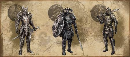 The Elder Scrolls Online-artwork
