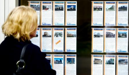 Woningverkopen in januari gekelderd