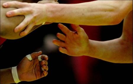 Worstelaar geeft olympisch goud terug