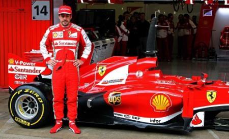 'Deze Ferrari is van andere planeet'