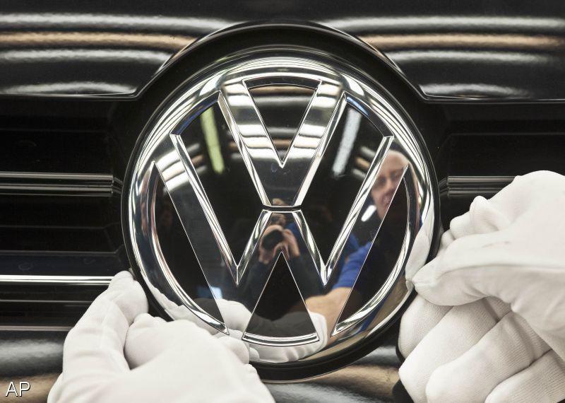 Winterkorn blijft aan als topman Volkswagen (Foto: Novum)