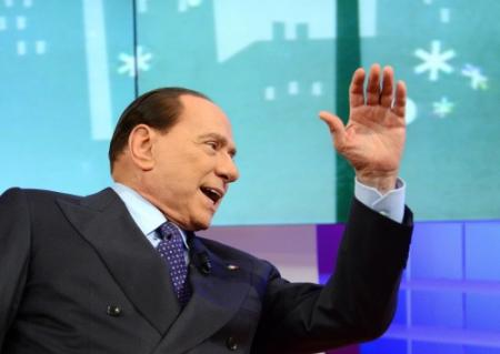 Berlusconi: rechters Italië erger dan maffia