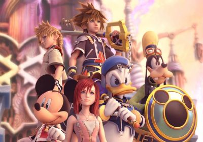Kingdom Hearts HD in herfst verkrijgbaar (Foto: Novum)