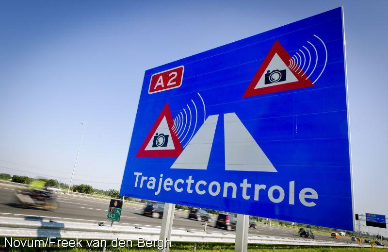 Rechtbank vindt trajectcontrole rechtmatig (Foto: Novum)