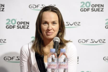 Tennisster Hingis in Hall of Fame
