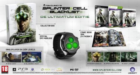 Splinter Cell: Blacklist Ultimatum Editie