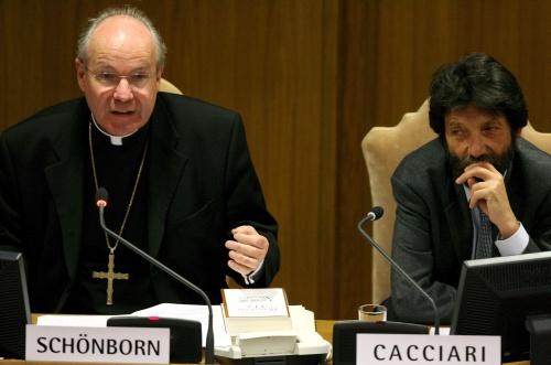 Moeder kardinaal: laat zoon geen paus worden