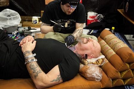 Tattoo Convention Rotterdam 2013 (Foto: Michella Kuijkhoven)