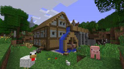 Minecraft-abonnement voor veilige spelwereld (Foto: Novum)