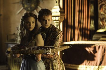Margaery en Joffrey (Foto: HBO)