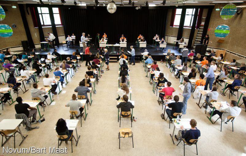 SP wil aandacht voor spelling in eindexamen (Foto: Novum)