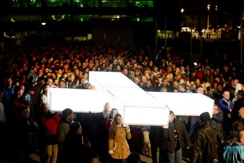 Den Haag in de ban van The Passion