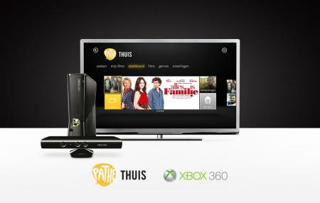 pathe thuis op xbox 360