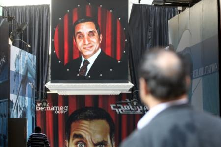 Arrestatiebevel satiricus Egypte