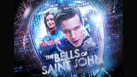 Doctor Who: The Bells of Saint John - poster