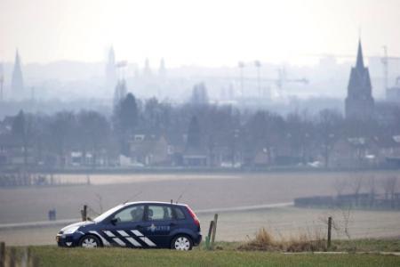 Groot politieonderzoek bij Maastricht