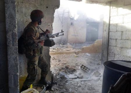 Historische synagoge verwoest in Syrië