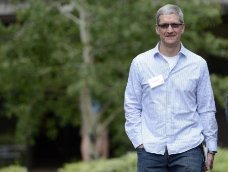 Apple-topman zegt sorry tegen Chinezen