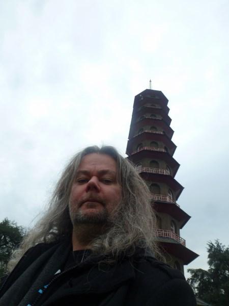 Kew Gardens - pagode