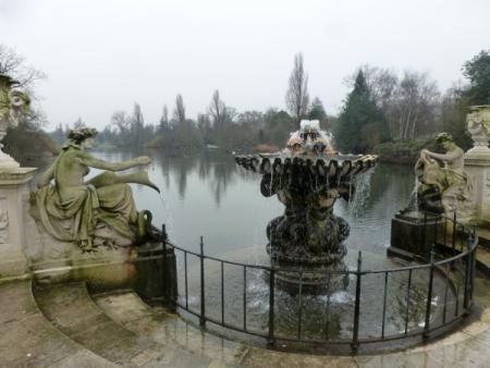 Kensington Gardens - Italian Gardens