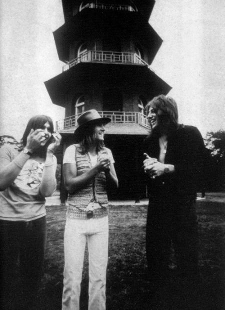 ELP in Kew Gardens 1970