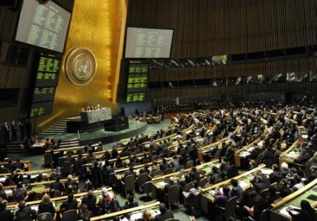 Grote meerderheid voor wapenverdrag in VN