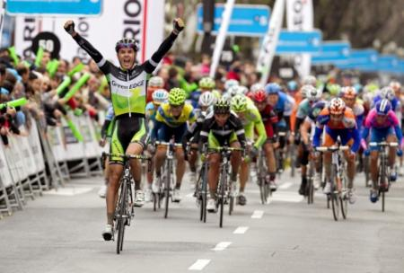 Impey sprint naar zege in Baskenland