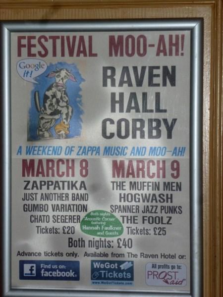 Moo-ah! festival poster