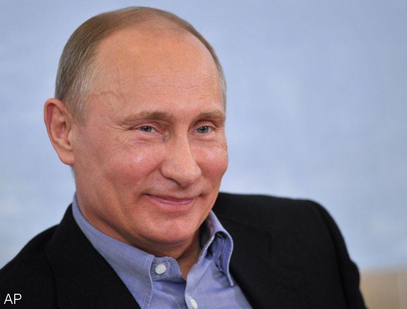 Vladimir Poetin (Foto: Novum)