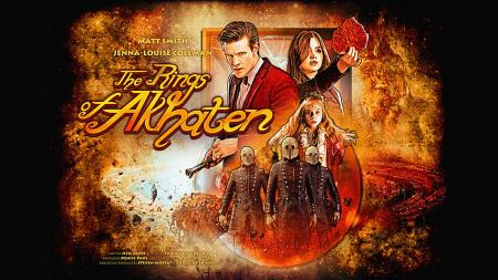 Doctor Who: The Rings of Akhaten - poster